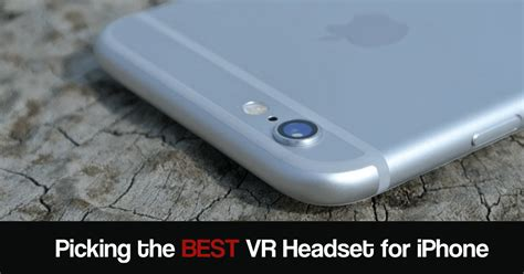 headset vr iphone