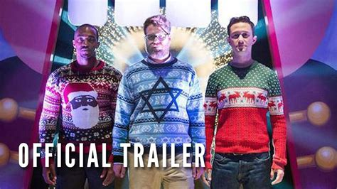 The Night Before  Official Trailer (green) Youtube