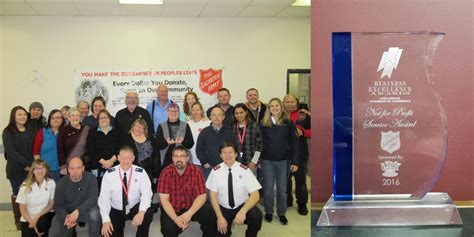Kitchen Organization Calgary by The Salvation Army Of Chilliwack Wins A Chamber Of