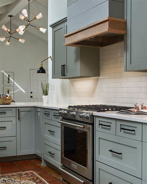 farrow ball pigeon kitchen cabinets interiors  color
