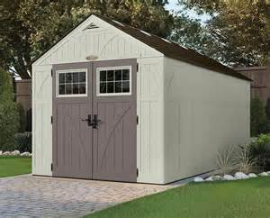 8 x 16 suncast new tremont one apex roof shed what shed