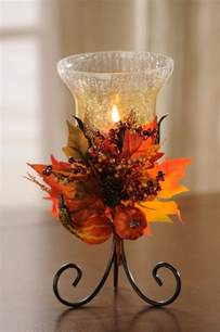 18 leaf centerpieces for fall and thanksgiving décor digsdigs