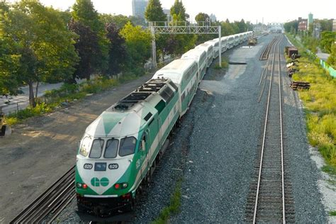 Metrolinx Begins Early Works For Go Transit Expansion