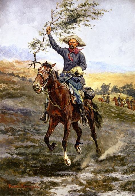 17 Best Images About The Cavalry By Remington On Pinterest
