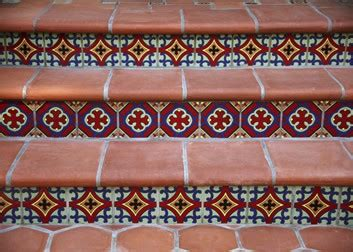 mission and tile staircase gallery mission tile west