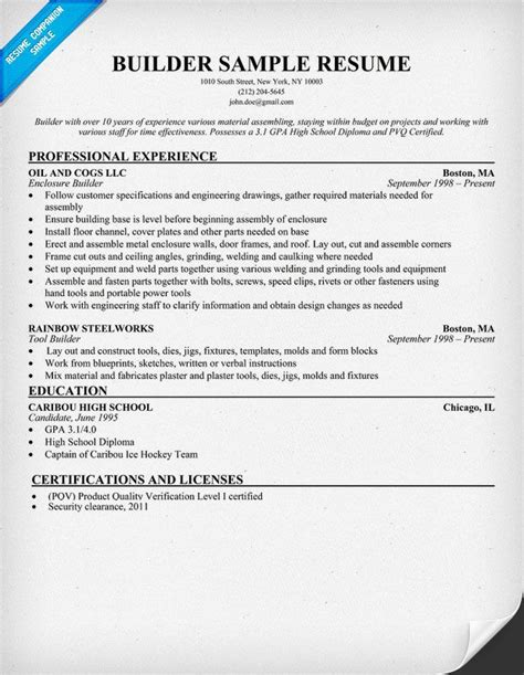 Free Resume Maker Free by Resume Maker Free Glamorous Free Resume Builder