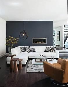Wandfarbe Für Wohnzimmer : wandfarbe grau 29 ideen f r die perfekte hintergrundfarbe in jedem raum wohnzimmer ~ One.caynefoto.club Haus und Dekorationen