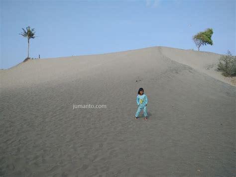 rute lokasi  tiket masuk gumuk pasir parangtritis jogja