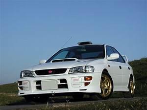 Subaru Impreza Wrx Sti  Gc8