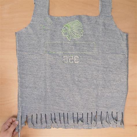 gespenst kostüm aus t shirt basteln tasche aus t shirt basteln so basteln sie eine tasche aus einem shirt bayern 1 radio br de