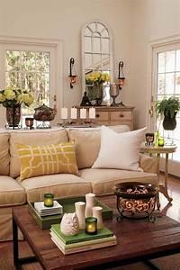 Farben Mischen Beige : gelb und beige neutral wohnzimmer braune couch die modernen farben dekor gardinen fotos m bel uk ~ Yasmunasinghe.com Haus und Dekorationen