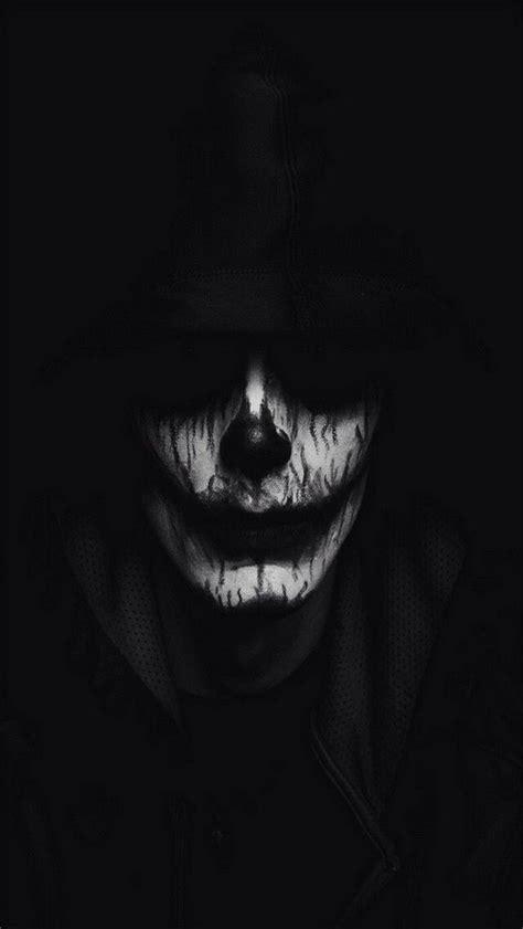 Scary Wallpaper Black And White scary skeleton wallpaper skeleton clowns guns