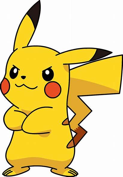 Pikachu Clipart Transparent Pokemon Happy Webstockreview