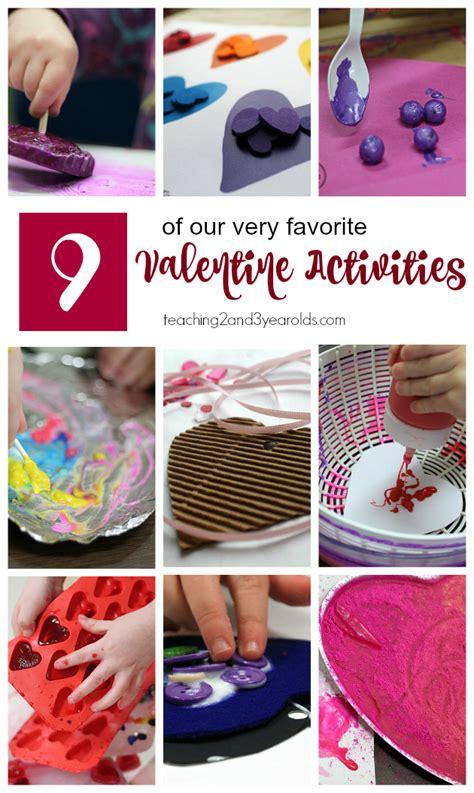 preschool s day activities 831 | 9 favorite valentine activities