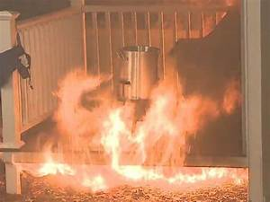 Video of explosive cooking accidents highlights holiday ...