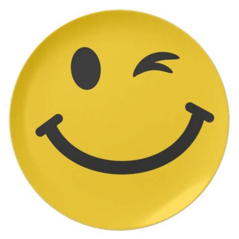 Winky Face Clipart  Clipart Kid