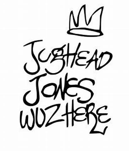 Riverdale Jones Svg Graffiti Head Jug Drawing