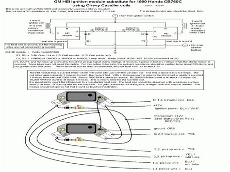 Hei Ignition Module Pin Wiring Diagram Forums