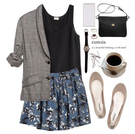 Cute coffee shop outfit   My Style   Pinterest