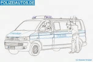 ausmalbilder polizei autos  ausmalbilder pinterest
