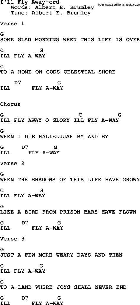 Famous I Ll Fly Away Ukulele Chords Elaboration - Basic Guitar ...
