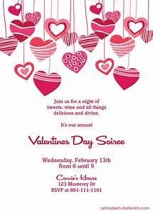 free pdf download hearts valentine wedding invitation With free printable heart wedding invitations