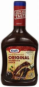 Kraft Barbecue Sauce Slow