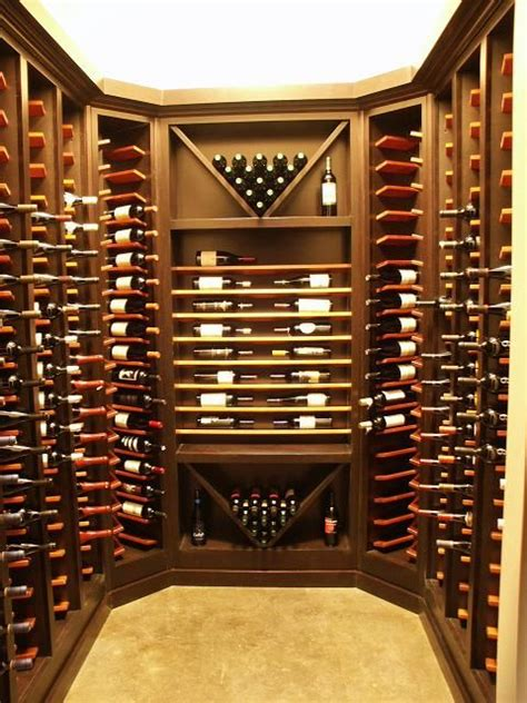 wine cellar wine and walk in on
