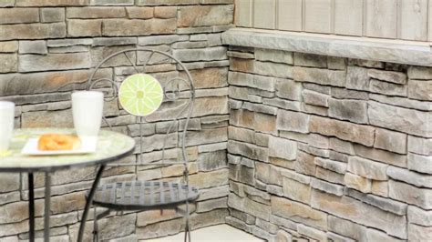 how to install a fusion stone inside corner youtube