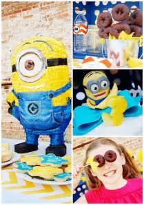 minion wedding cake topper kara 39 s party ideas despicable me minion girl play date