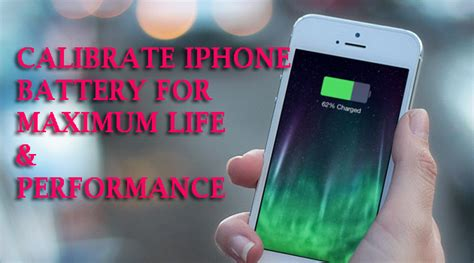 iphone calibrate battery 3 tips to calibrate iphone battery for maximum