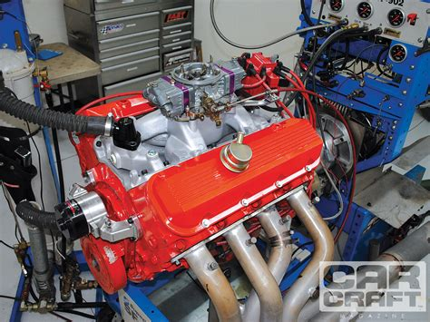 cheap big block chevy engine build hot rod network