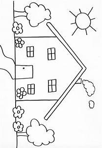 Coloriage Maison à Imprimer Maison Coloriages Autres 87 Dessins De