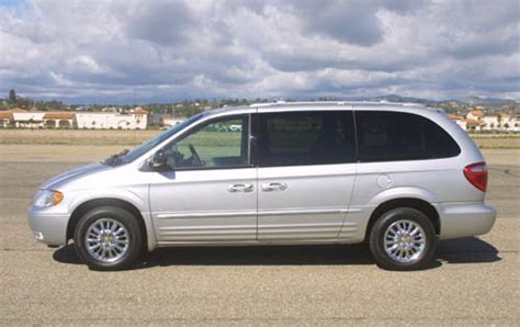 chrysler town  country pricing  sale