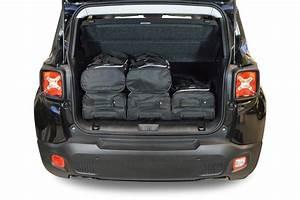 Accessoires Jeep Renegade : car bags jeep renegade reisetaschen set ab 2014 3x46l ~ Mglfilm.com Idées de Décoration