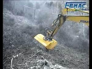 Mulcher Für Bagger : femac 30 5n ttc1200 trincia forestale escav 8 ton ~ Jslefanu.com Haus und Dekorationen