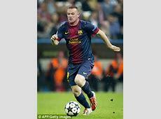 Wayne Rooney Can Arsenal, Chelsea, Real Madrid, Barcelona