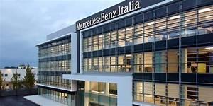 Mercedes-Benz Headquarters, Rome