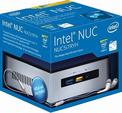 Intel Nuc Mini Pc Kit Reichelt