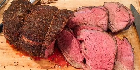 best cut of beef to smoke smoked top sirloin roast recipe for electric smoker