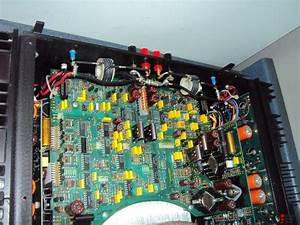 Boulder 500 Stereo Power Amplifier With Original Owners