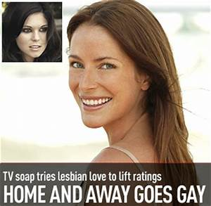 Home and away gay