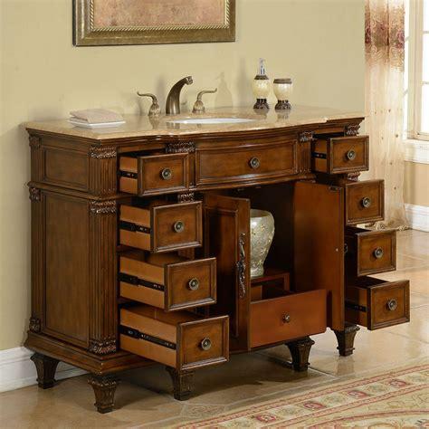 travertine stone counter top bathroom vanity