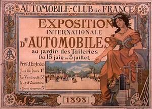 Le Site De L Auto : salon de l 39 automobile de paris 1898 wikip dia ~ Medecine-chirurgie-esthetiques.com Avis de Voitures