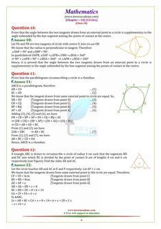 ncert solutions  class  maths images hindi