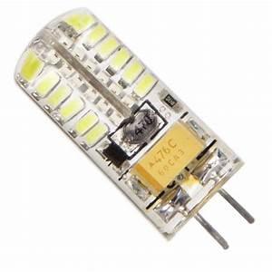 Ampoule G4 Led : ampoule led g4 smd2835 3w 12v 360 48led ~ Edinachiropracticcenter.com Idées de Décoration