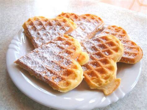 joghurt vanille waffeln rezept gutekuecheat