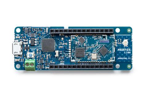 new arduino iot development board unveiled mkrfox1200 open electronics