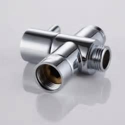 Brass 2-Way Shower Diverter Valve
