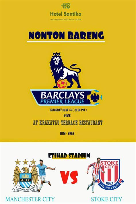 barclay premier league nonbar hotel santika tmii